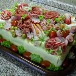 obdlznikova torta XL